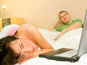 How To Seduce Your Unromantic Wife?
