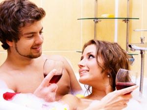 Bathroom Lovemaking