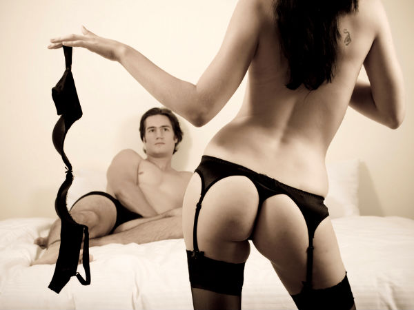 How To Perform Strip Tease For Your Man!