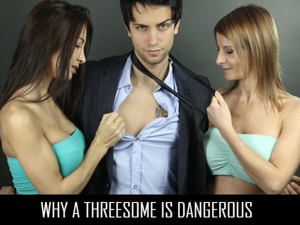 Why You Should Never Try Threesome With Friends!!